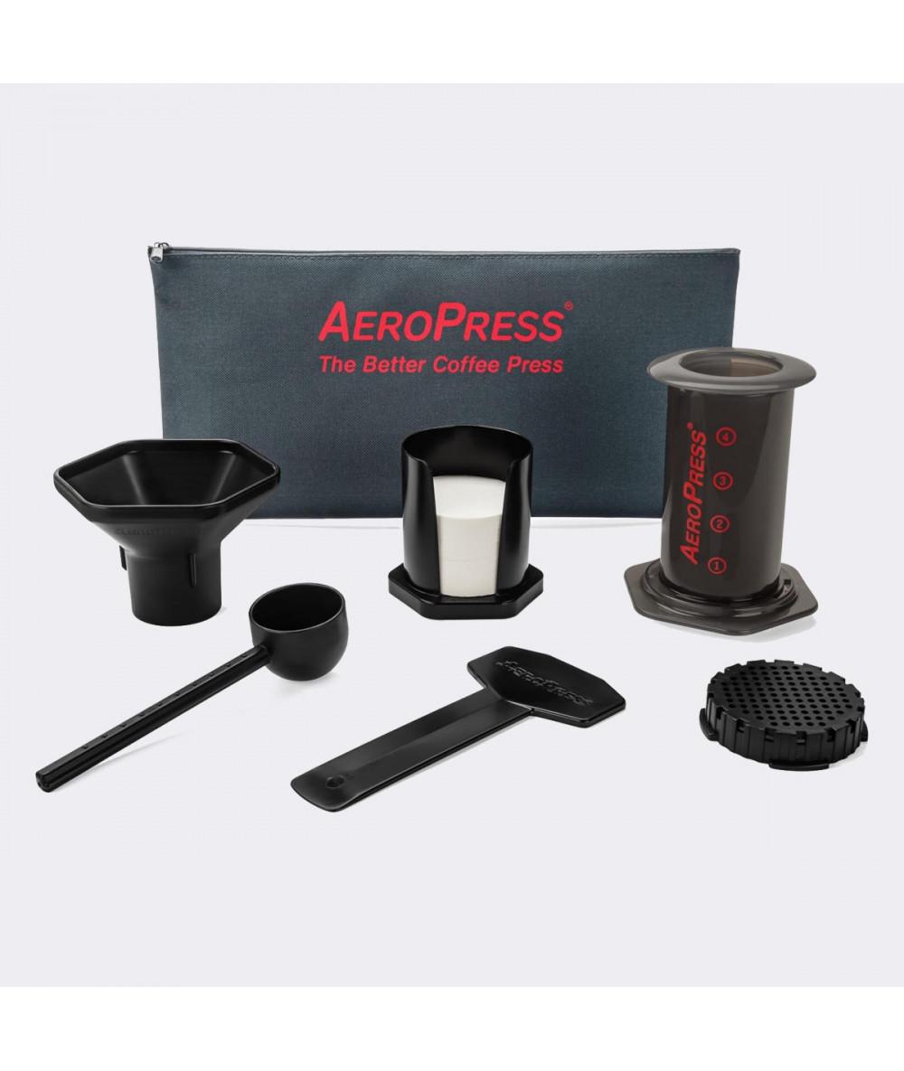Aeropress 4 tasses